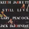 VINIL ECM Records Keith Jarrett Trio: Still Live