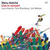 VINIL ACT Manu Katche: Live In Concert
