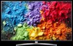 Televizor  TV LG UHD 55SK8100, 4K, HDR, Dolby Vision, 140cm