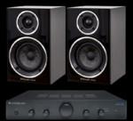 Wharfedale Diamond 210 + Cambridge Audio Topaz AM5