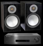 Monitor Audio Silver 100 + Cambridge Audio CXA60