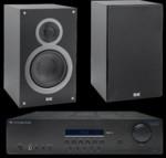 Elac Debut B6  +Cambridge Audio Topaz SR10