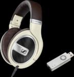 Sennheiser HD 599 + Audioengine D3