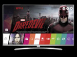 TV LG 65UH8507 + Soundbar LG Soundbar LG SH2, 100w, 2.1, Bluetooth cadou!