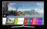 Televizor  TV LG 55UJ701V, Smart, 4K UHD, 139 cm