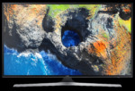 Televizor  TV Samsung UE-75MU6172, Negru, Quad-Core, HDR, 190 cm