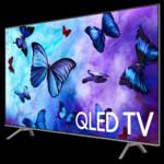 Televizor  TV Samsung 65Q6FN, QLED, UHD, HDR, 165cm