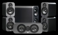 Pachete PROMO SURROUND Pachet PROMO Q Acoustics 3000 Cinema Pack