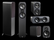 Pachete PROMO SURROUND Pachet PROMO Q Acoustics 3050 pack 5.1