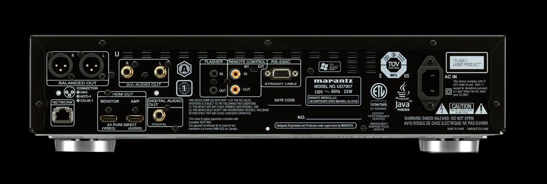 Blu Ray Player Marantz UD7007 la AVstore ro