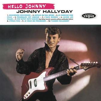 VINIL Universal Records Johnny Hallyday - Hello Johnny