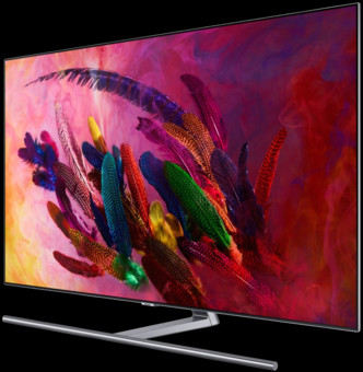 TV Samsung 55Q7FN, QLED, UHD, HDR, 140cm