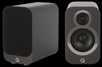 Boxe Q Acoustics 3010i Graphite Grey Resigilat