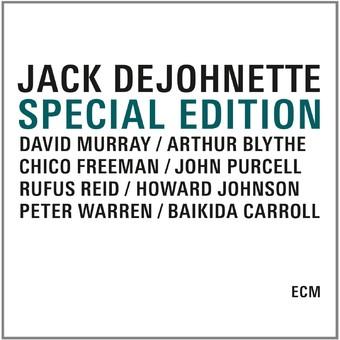 CD ECM Records Jack DeJohnette: Special Edition (4 CD-Box)