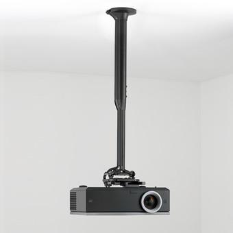 Suport videoproiector, KITEC045080B, Negru