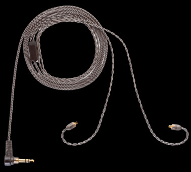 Campfire Litz Cable (Smoky Jacket)