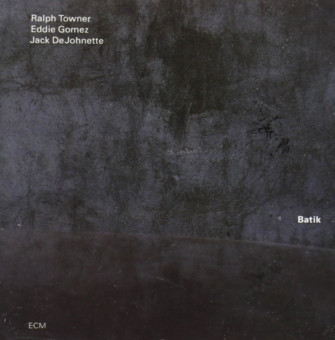 CD ECM Records Ralph Towner: Batik