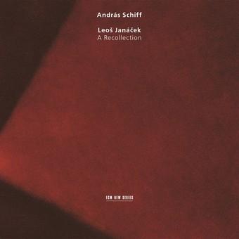 CD ECM Records Andras Schiff - Leos Janacek: A Recollection