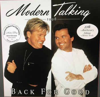 VINIL Universal Records Modern Talking - Back For Good 20Th Anniversary Edition