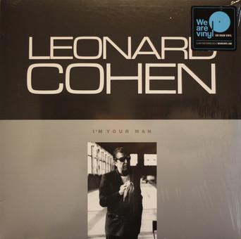 VINIL Universal Records Leonard Cohen - I'm Your Man