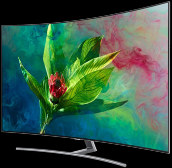 TV Samsung 55Q8C, QLED, UHD, HDR, 140cm