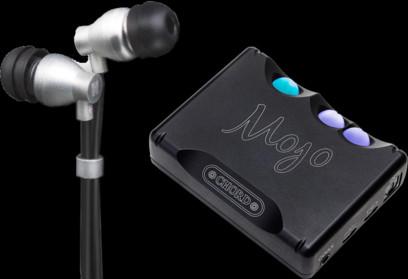 Pachet PROMO HiFiMAN RE800 Silver + Chord Electronics Mojo
