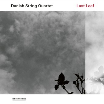 CD ECM Records Danish String Quartet: Last Leaf