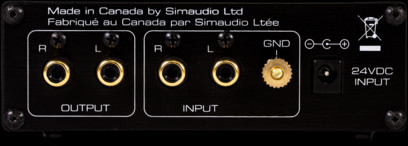 MOON by Simaudio 110LP V2 Negru