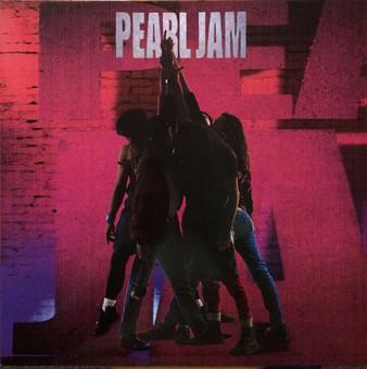 VINIL Universal Records PEARL JAM - TEN