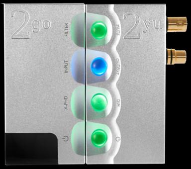 DAC Chord Electronics 2YU