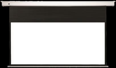 Ecran proiectie Kauber Econo Electric 244x183 (vizibil 238x134), 16:9