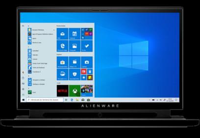 Laptop Dell Alienware M15 R2, Intel Core i7-9750H 4.5GHz, 15.6 inch, FHD, 16GB RAM, 512GB SSD