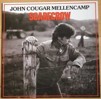 VINIL Universal Records John Cougar Mellencamp - Scarecrow