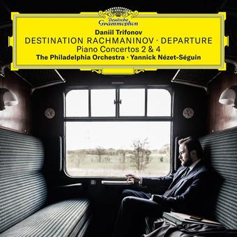 Universal Records Rachmaninov - Destination Rachmaninov - Departure ( Daniil Trifonov, The Philadelphia Orchestra )