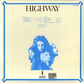 VINIL Universal Records Free - Highway