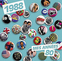 VINIL Universal Records Various Artists - Mes Annees 80: 1988