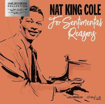 VINIL Universal Records Nat King Cole Trio - For Sentimental Reasons