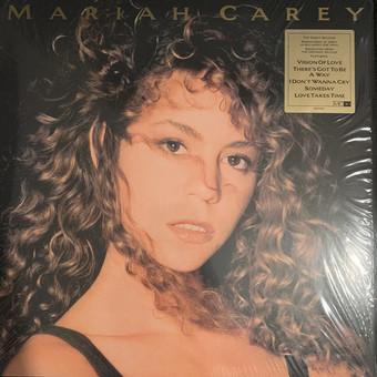 VINIL Universal Records Mariah Carey