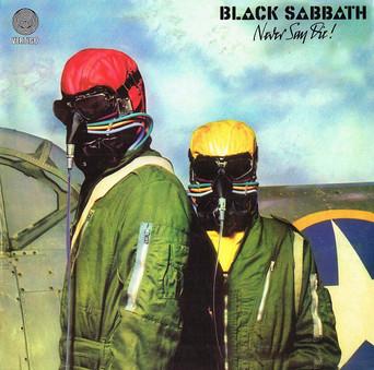 VINIL Universal Records Black Sabbath - Never Say Die