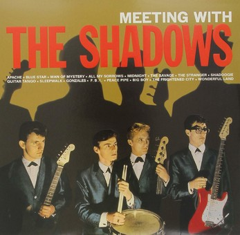 VINIL Universal Records The Shadows - Metting With The Shadows