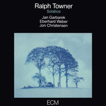 CD ECM Records Ralph Towner: Solstice
