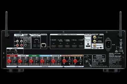 Receiver Denon AVR-X1300W