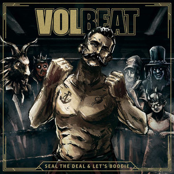VINIL Universal Records Volbeat - Seal The Deal & Let's Boogie