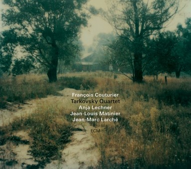 CD ECM Records Tarkovsky Quartet: