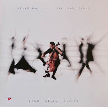 VINIL Universal Records Yo-Yo Ma - Six Evolutions - Bach: Cello Suites