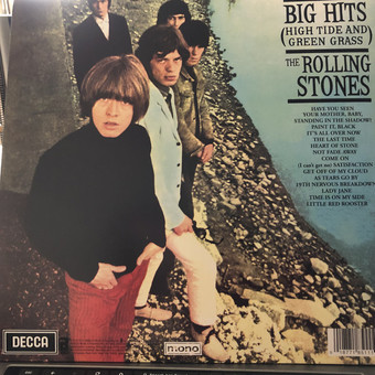 VINIL Universal Records The Rolling Stones - Big Hits (High Tide And Green Grass)