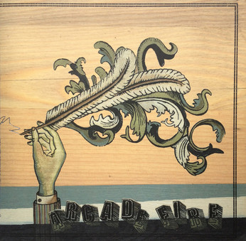 VINIL Universal Records Arcade Fire - Funeral