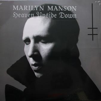 VINIL Universal Records Marilyn Manson - Heaven Upside Down
