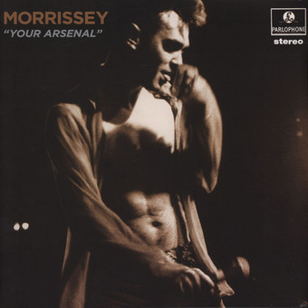 VINIL Universal Records Morrissey: Your Arsenal