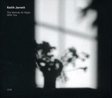 CD ECM Records Keith Jarrett: The Melody At Night, With You